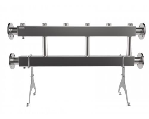 Модульный коллектор MKSS-600-3x50 (фланцевый)